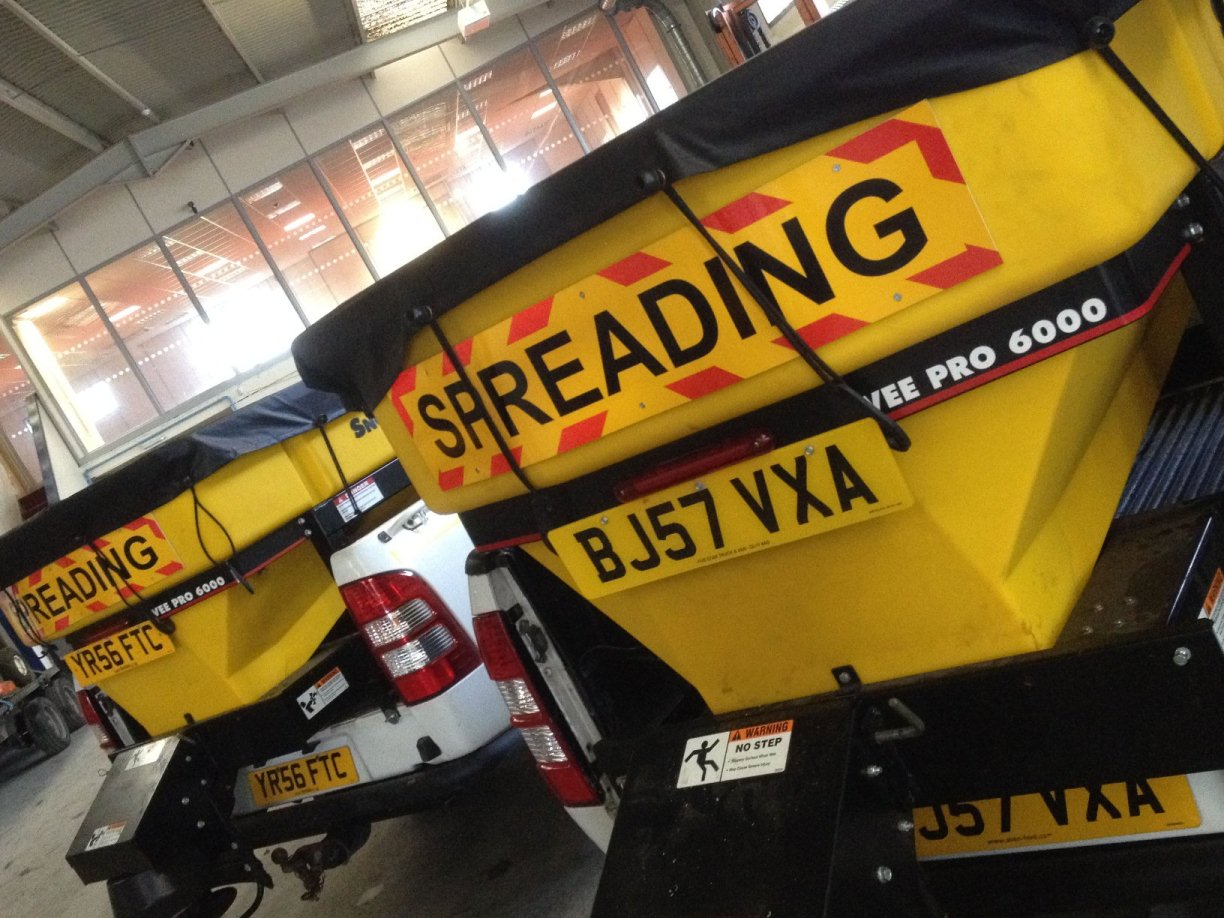 Gritting snow clearance - Mwh global uk head office ...