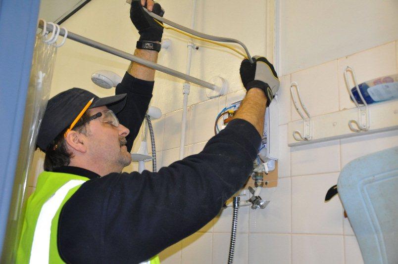 Toilet refurbishments - Mwh global uk head office ...