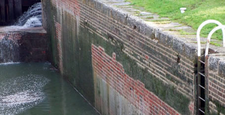 Lock wall repair - Mwh global uk head office ...