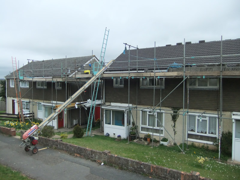 Roofing services - Mwh global uk head office ...