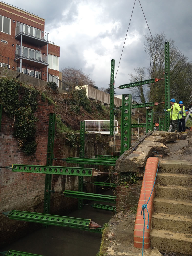 Cotswold canal restoration project - Mwh global uk head office ...