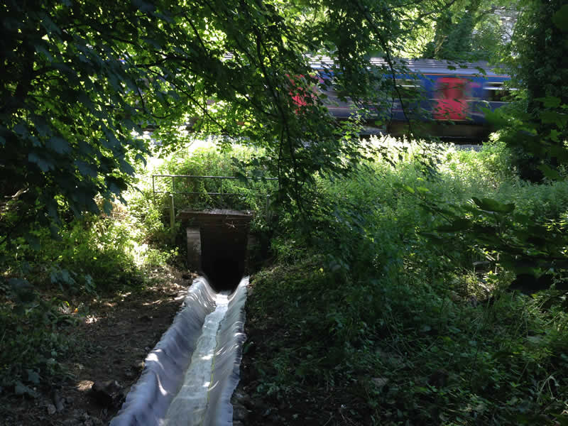 Remediation works on the kennet and avon canal - Mwh global uk head office ...