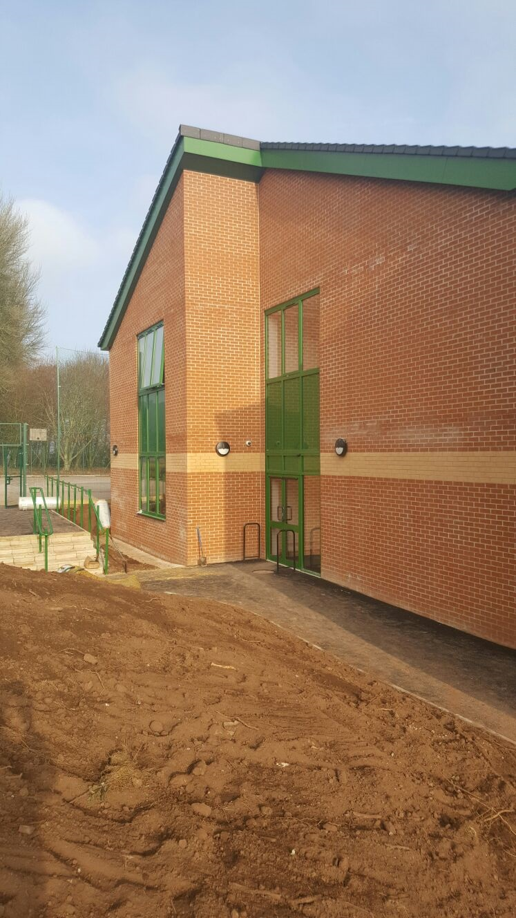 Electrical installation for new classroom block - Mwh global uk head office ...