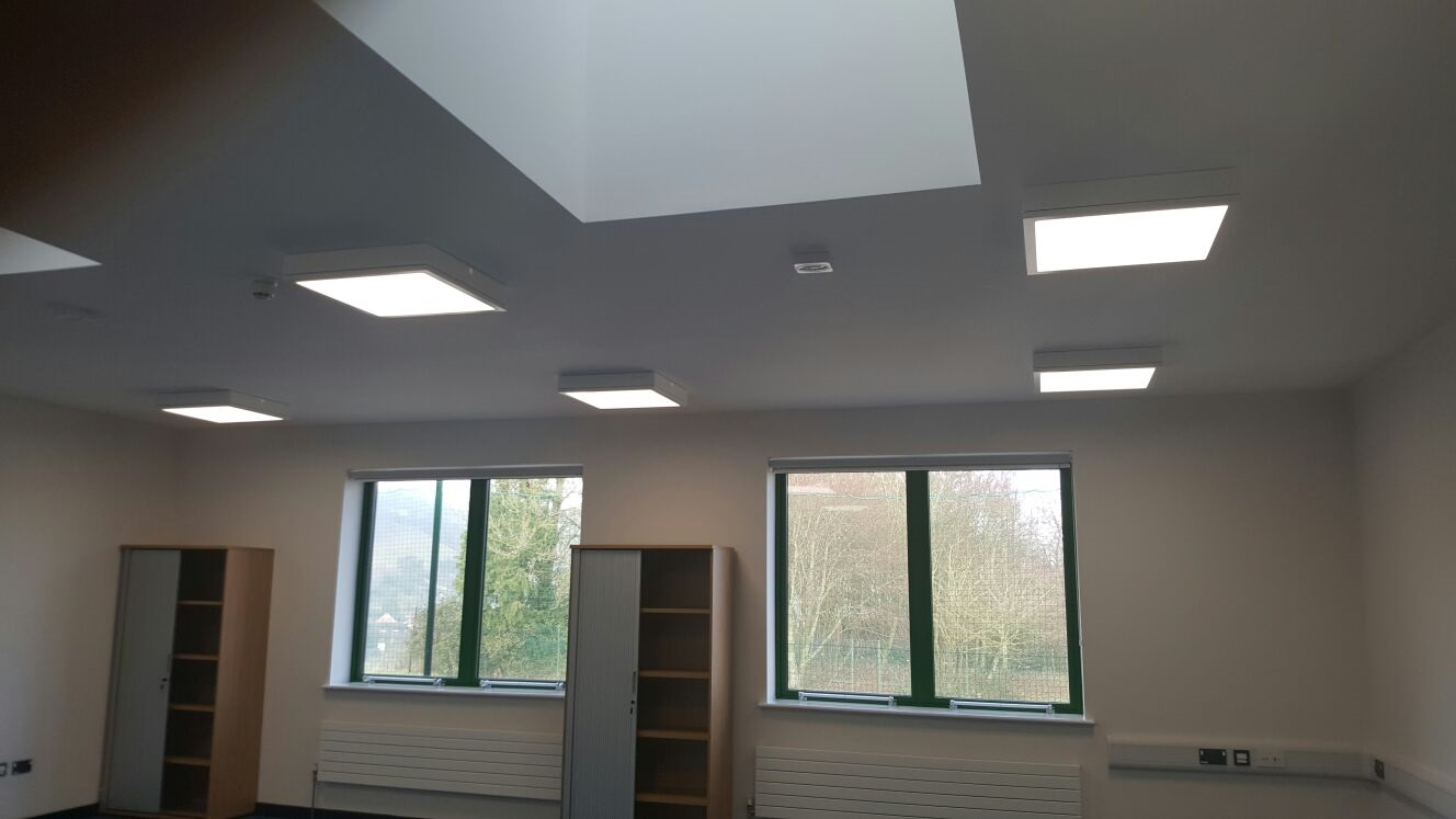 Electrical Installation for New Classroom Block